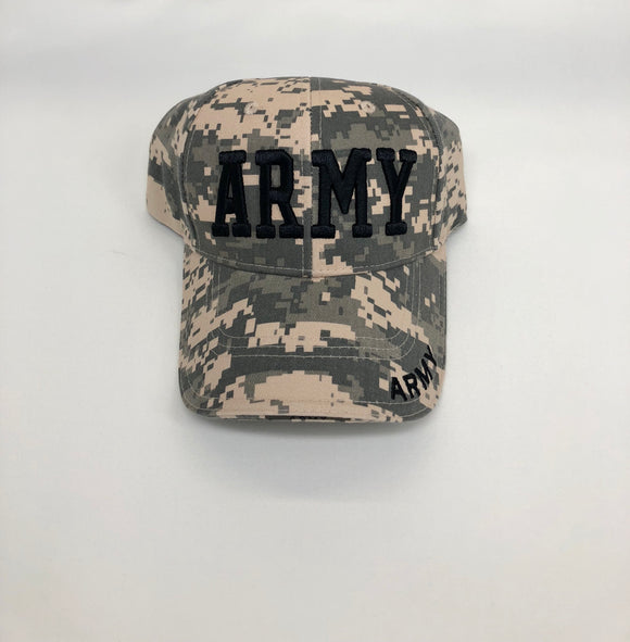 ARMY 3D hat