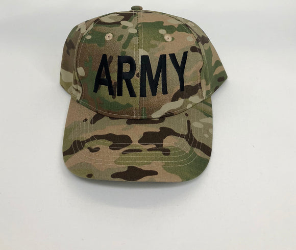 ARMY MULTI CAM hat