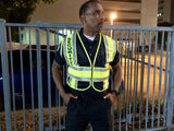 Reflective Security Vest