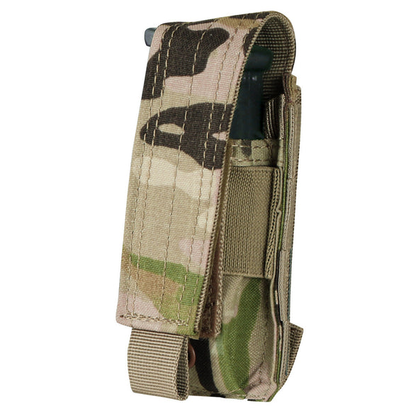 Single Pistol Mag Pouch Camo