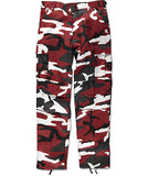 Rothco Color Camo BDU Trousers