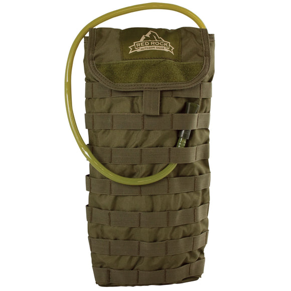 Red Rock MOLLE Hydration Pouch