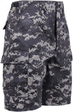 Rothco BDU Cargo Shorts - Subdued Urban Digital Camo