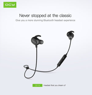 QCY Noise-Cancelling Headphones