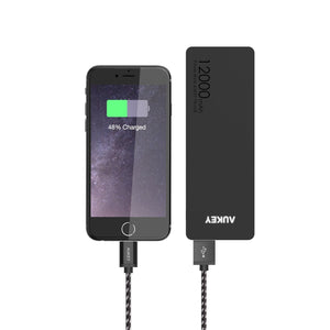 AUKEY Lighting to USB Cable
