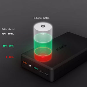 AUKEY 30000mAh quickcharge 3.0 Powerbank
