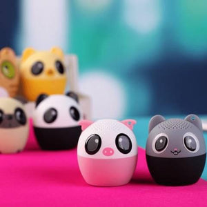 TWS Animal Bluetooth Speaker