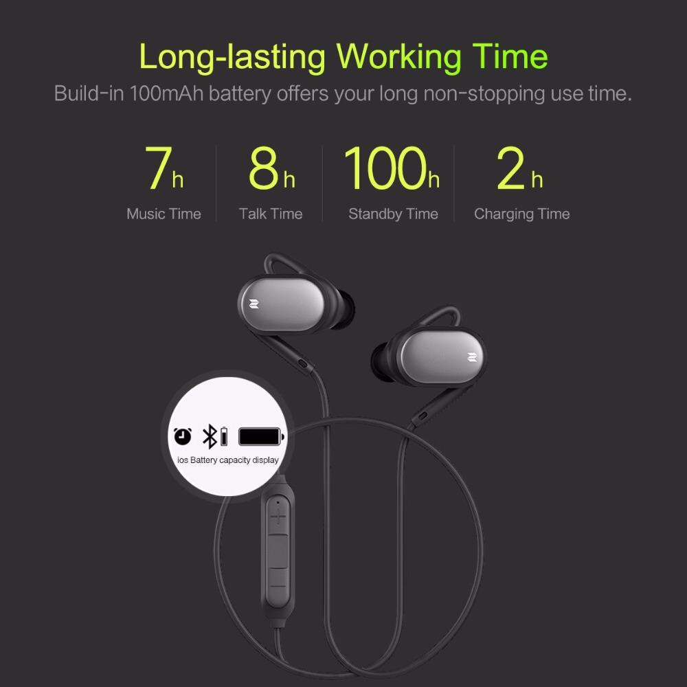 6eba991ae47 ROCKSPACE Mutto Sports Bluetooth Earphone