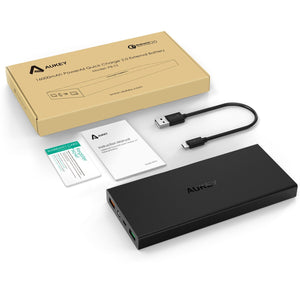 AUKEY Power Bank for fast charging