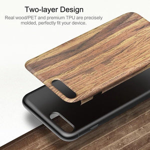 Rock Origin wood element Grain Case