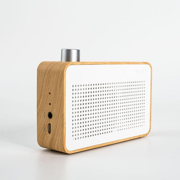 Classic Radio inspired Emie speakers