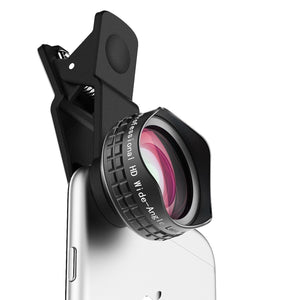 AUKEY Wide Angle Cell Phone Camera Lens