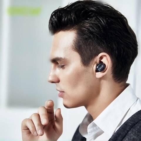 QCY wireless headset