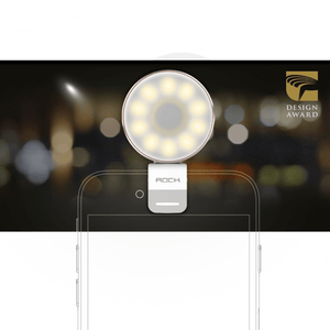 Rock led flash light