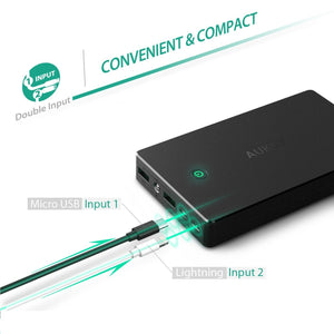 AUKEY 20000mAh Portable Power Bank