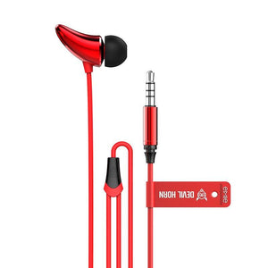 Devil Horns - EMIE Earphones