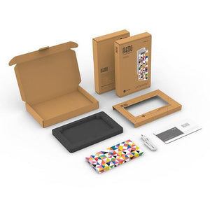 EMIE Memo Powerbank packaging