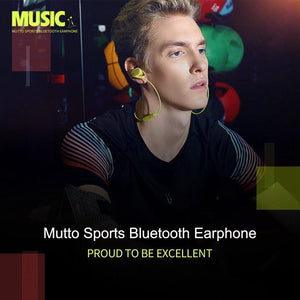 ROCKSPACE Mutto Sports Bluetooth Earphone