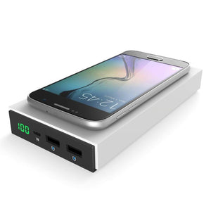 Vinsic Magic P8 12000mAh Wireless Powerbank