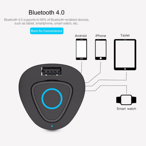 Bluetooth headset and car charger