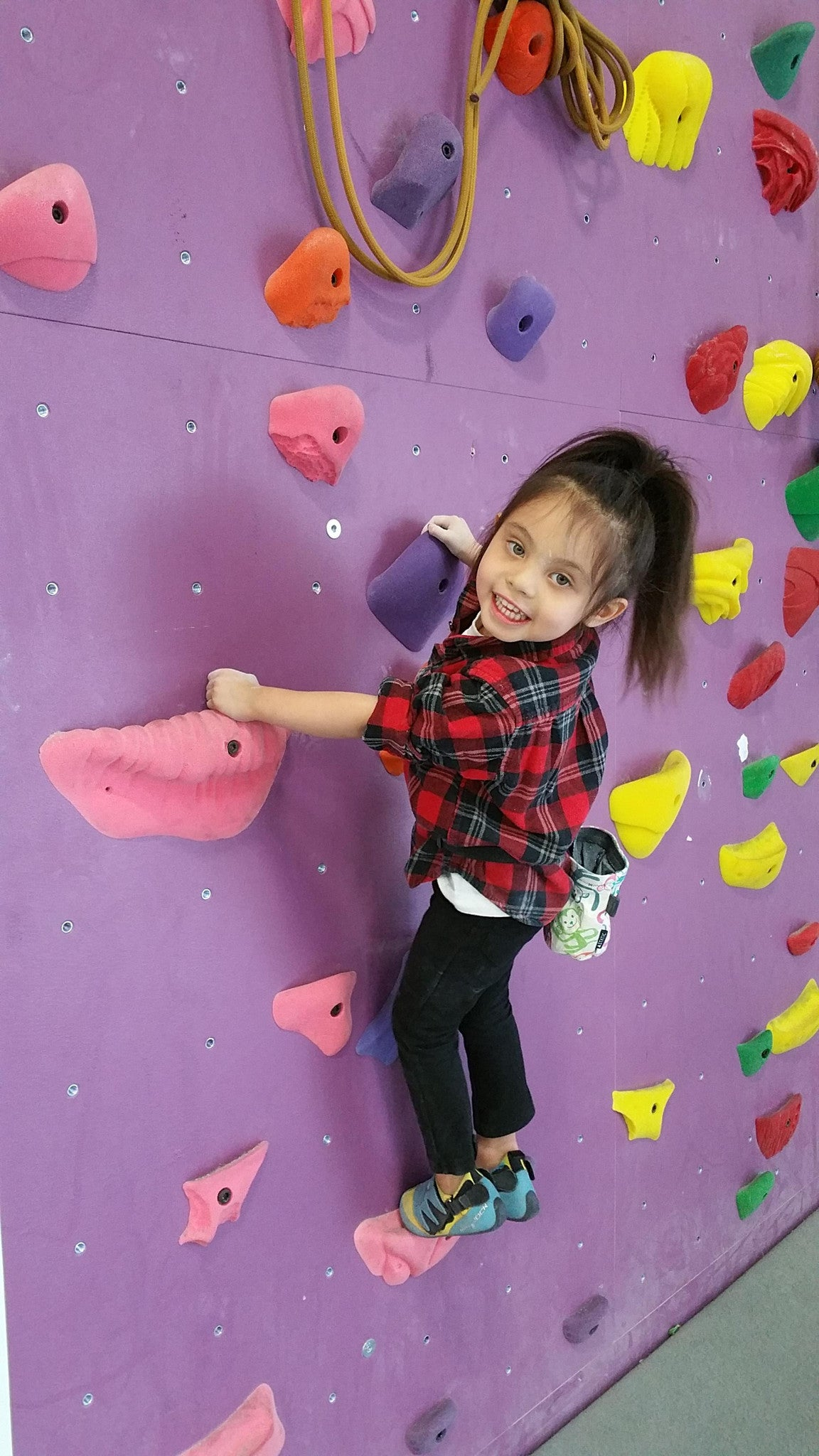 Benefits of Rock Climbing for Children