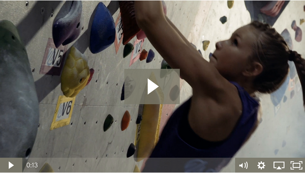 Kids Rock Climbing: Get Active