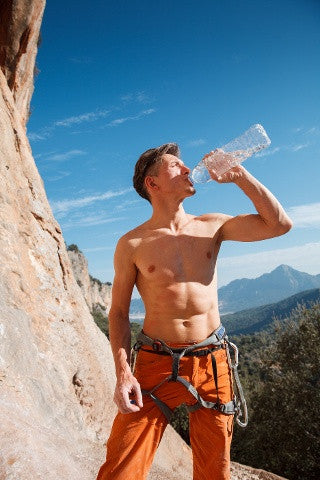 Hydration For Rock Climbers