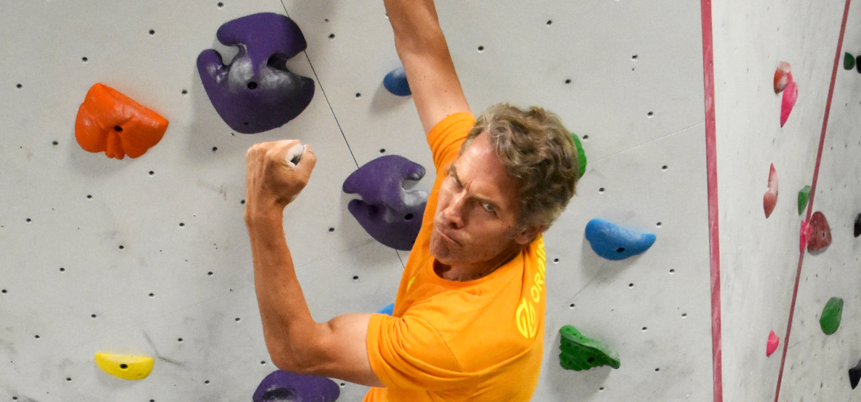 The Mountain of Youth: When is it too late to start rock climbing?