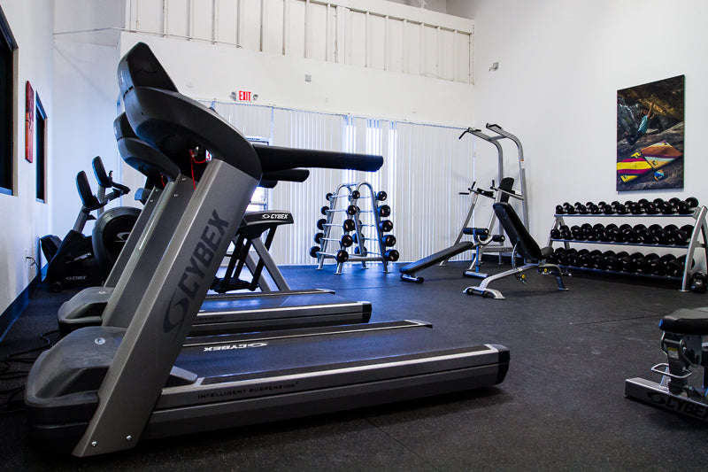 fitness studio at origin