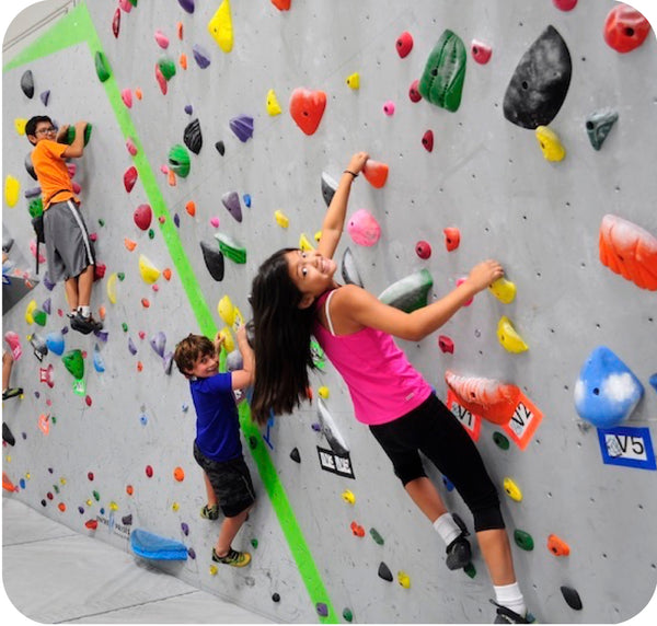 climbing club for older kids