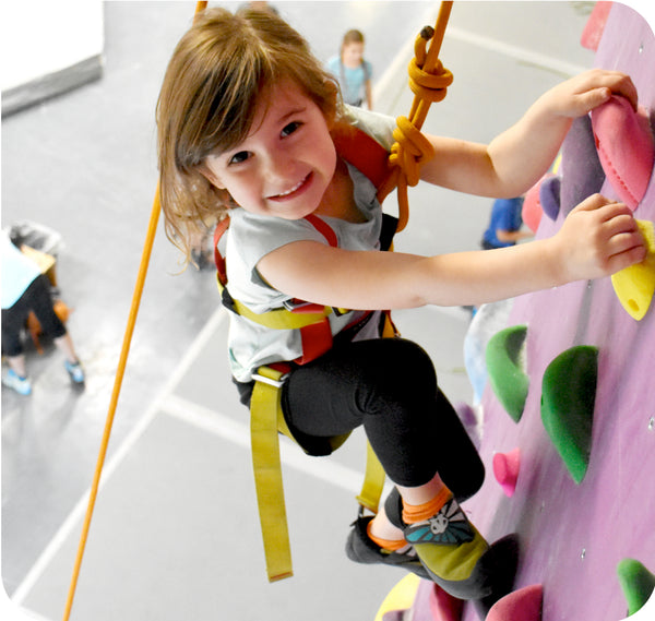climbing club for young kids