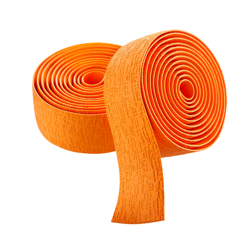 Guee SIO 100% Silicone Bar Tape - Orange