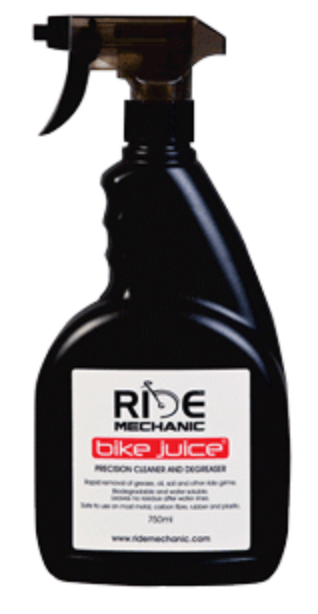 Ride Mechanic Bike Juice Degreaser 750ML