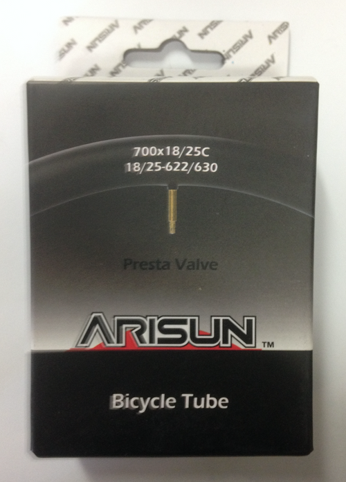 Arisun 700x18/25c Presta 60mm (Online Price Only)