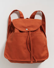 Load image into Gallery viewer, Canvas Backpack - Sienna - Baggu