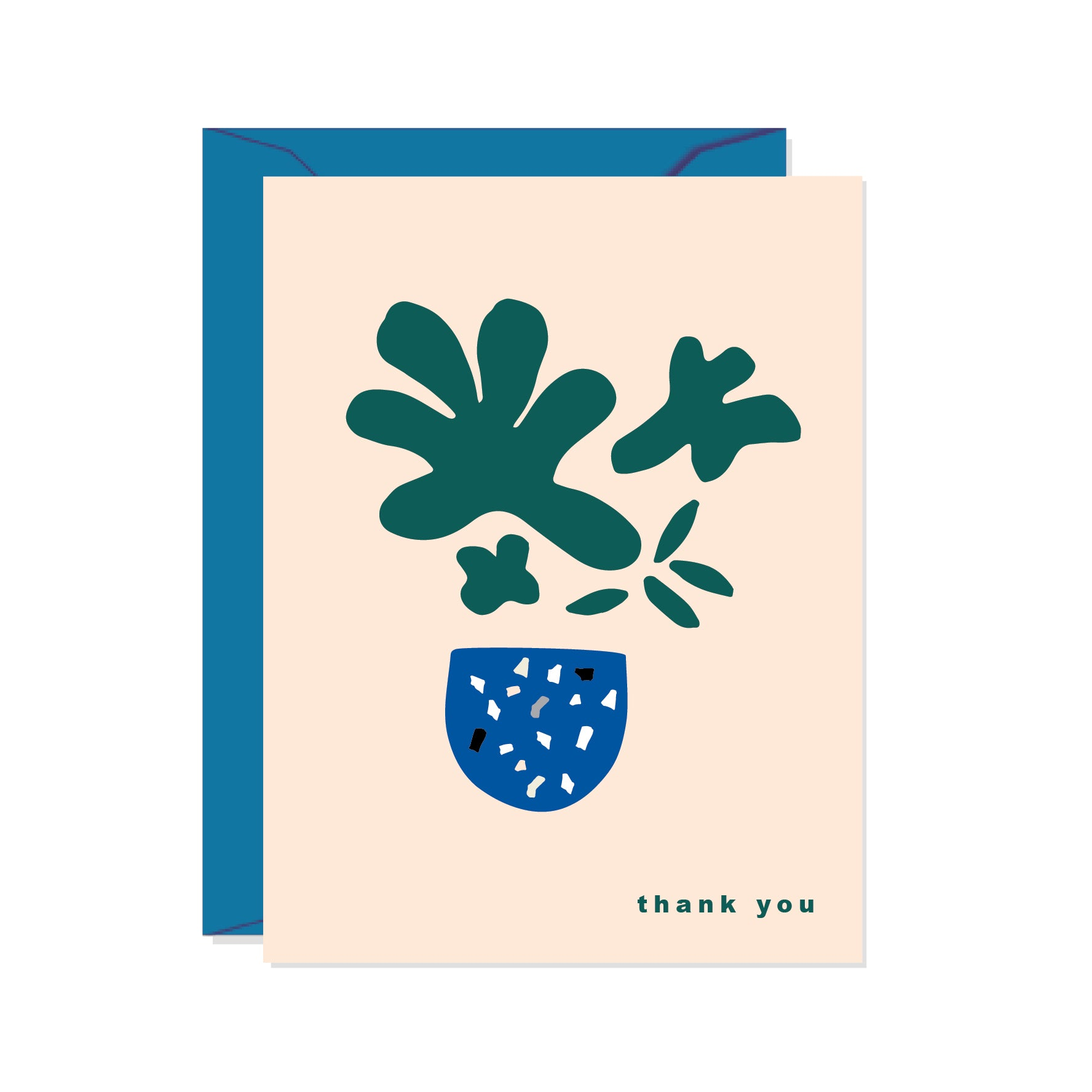 Thank You Plant - Card