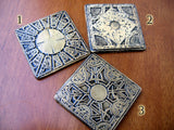 choice from 3 styles of hellraiser stone cast coasters