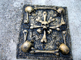 sedlic ossuaries wall plaque
