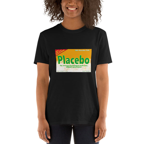 Placebo! Short-Sleeve Unisex T-Shirt