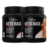Keto Base MCT Powder (2 Bottles - 60 Servings per bottle)
