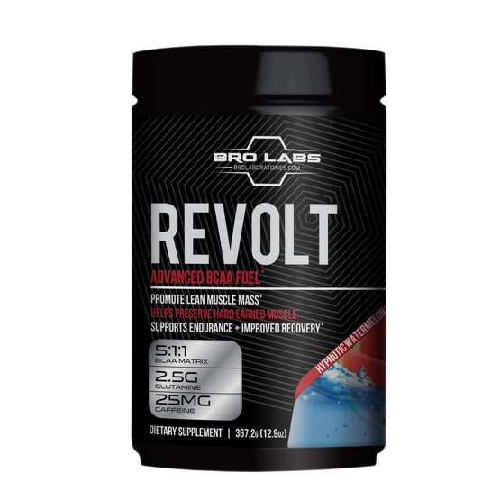 Revolt Advanced BCAA Formula