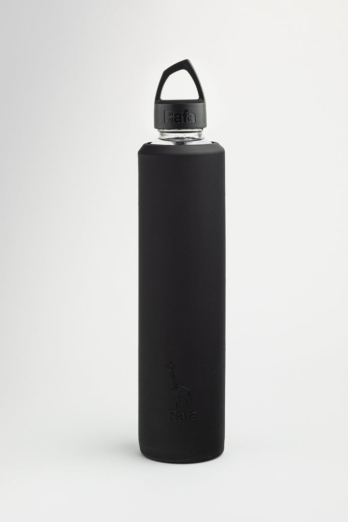 Vossanova Sleeve and Lid - Black & Black