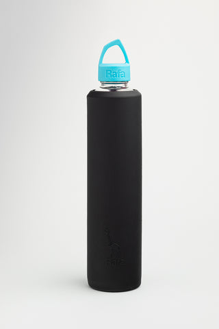 Vossanova Sleeve and Lid - Black & Blue