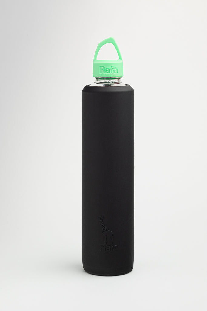 Vossanova Sleeve and Lid - Black & Green