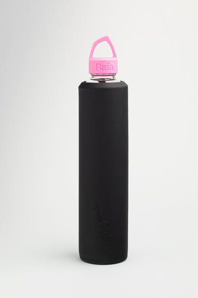 Vossanova Sleeve and Lid - Black & Pink