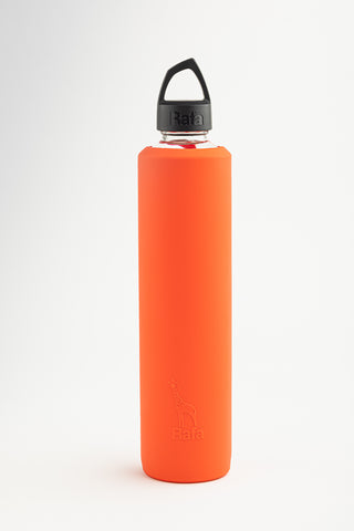 Vossanova Sleeve and Lid - Orange & Black