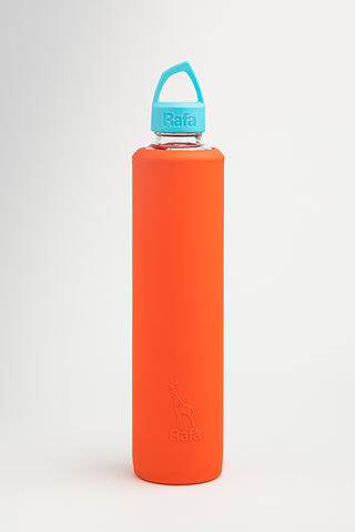 Vossanova Sleeve and Lid - Orange & Blue