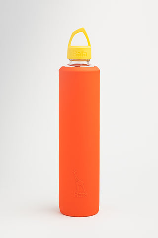 Vossanova Sleeve and Lid - Orange & Yellow