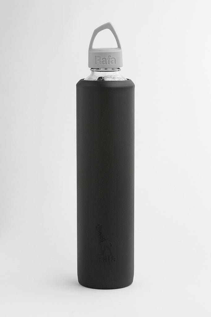 Vossanova Sleeve and Lid - Black & Gray