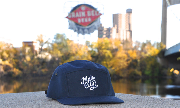Talisman X Minneapolis City Throwback Cap